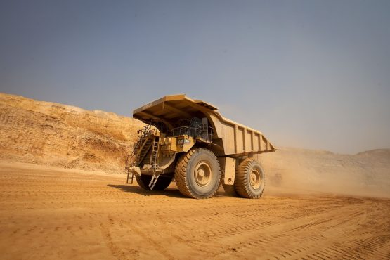 DRC president said to be reviewing $6bn 'infrastructure-for-minerals' deal. Image: Simon Dawson Bloomberg