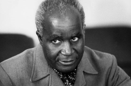 Kenneth Kaunda in 1978. Image: AFP/Getty Images