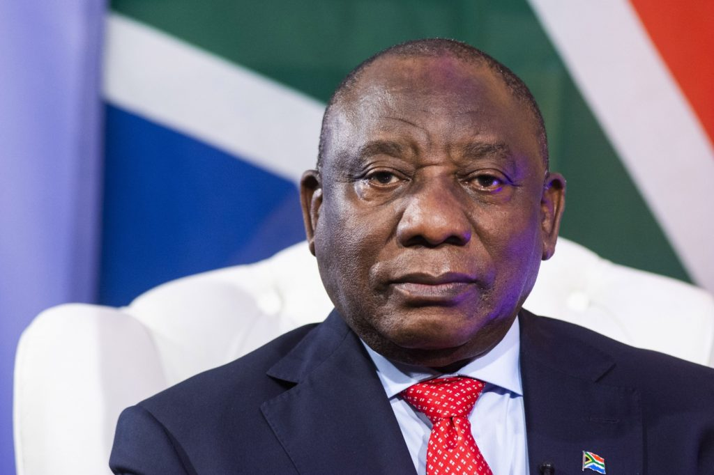 Ramaphosa demands more IMF reserves for African virus recovery