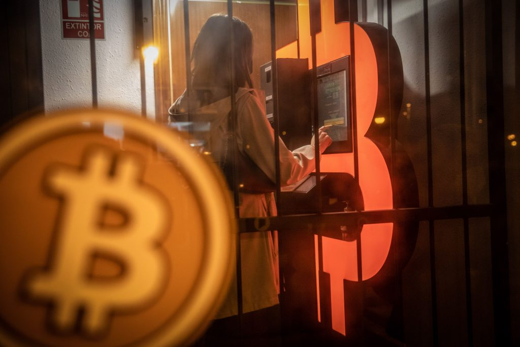 Bitcoin drops below $30 000 for first time since January