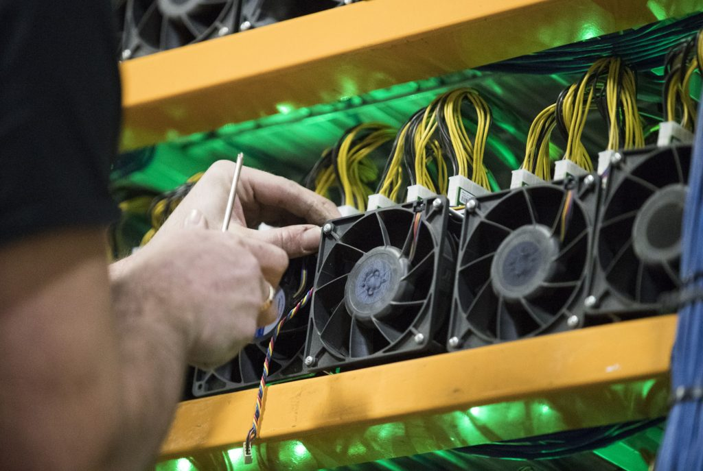 Crypto bosses see miners fleeing China