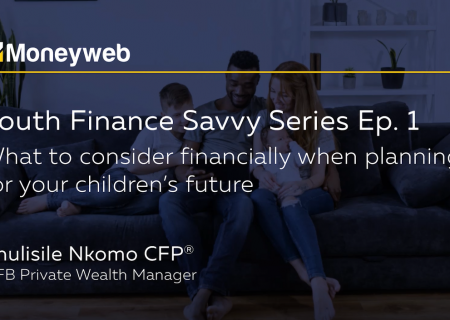 How are you investing in your family's future?