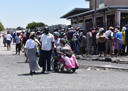 Hundreds making use of Sassa's new online booking portal for disability grants