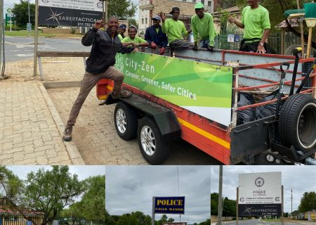 Community project aims to create cleaner, greener and safer cities