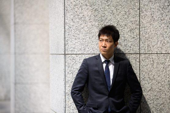 Takanori Nakamura. Image: Bloomberg