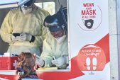 Third wave of virus infections continues to rage in Africa