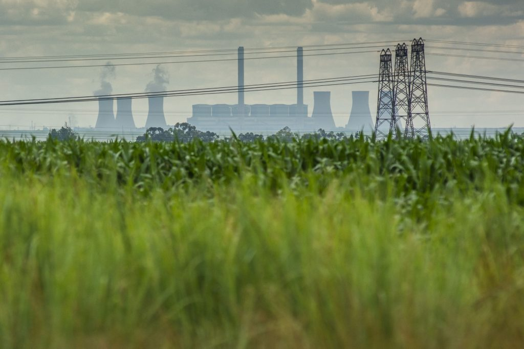 Eskom lays out plan to move away from coal