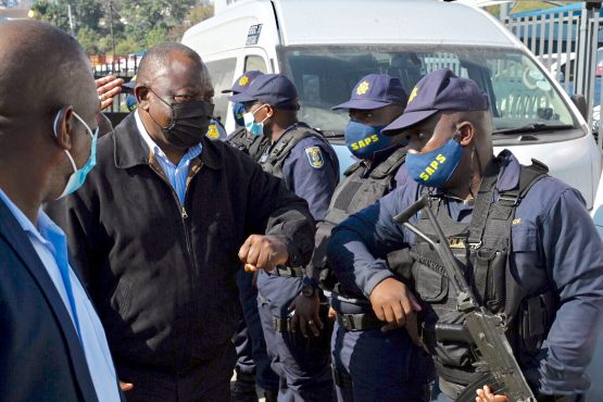 LIVE ARCHIVE: Ramaphosa says riots were a planned attack on SA's democracy  - Moneyweb