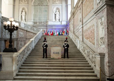 G-20 wrangles over how to save debt-relief plan for poor nations