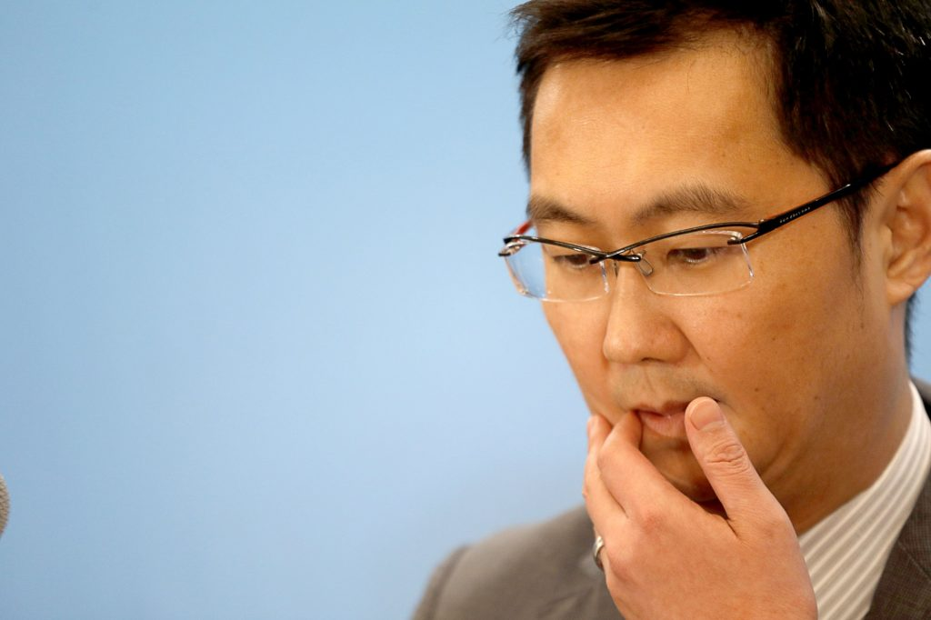 Tencent boss loses $14bn in rout, more than Jack Ma