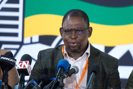 Finance Minister Enoch Godongwana. Image: Foto24/Gallo Images Editorial/Getty Images
