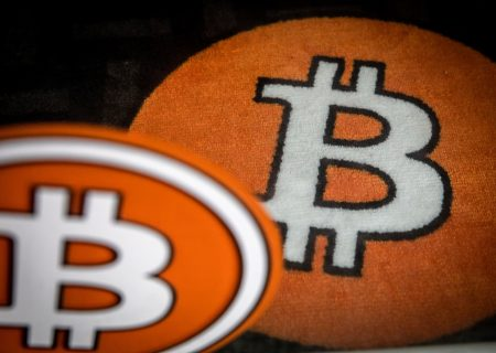 Bitcoin acts less like digital gold and more like a risky stock