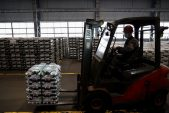 Aluminium near three-year high as disruptions tighten market
