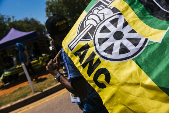 A successful challenge to the IEC's decision to reopen the candidate registration list would be fatal to the ANC's campaign. Image: Waldo Swiegers/Bloomberg