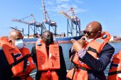 Gordhan wants Transnet to secure R100bn infrastructure investment into SA ports