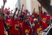 NUMSA rejects new wage offer