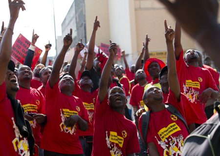 NUMSA to strike from October 5 in engineering sector