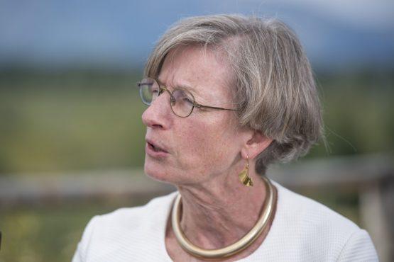 Catherine Mann. Image: David Paul Morris, Bloomberg