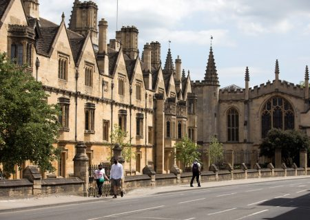 Oxford and Cambridge lose top spot in UK university ranking
