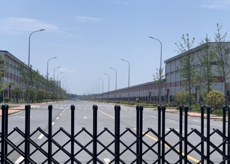 Deserted factories show how China electric car boom went too far