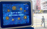 Bitcoin gets swept up in global selloff