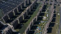 China property assets soar as Evergrande spillover fears ease