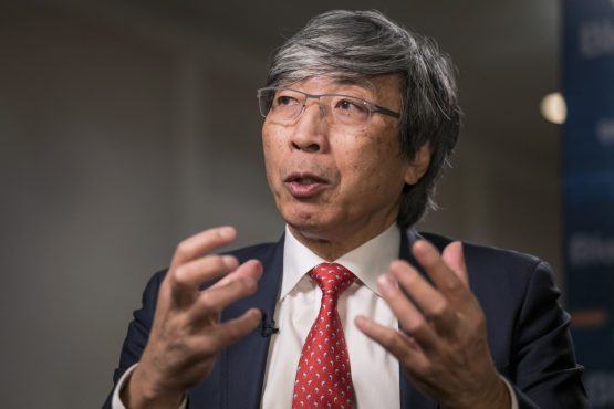 Patrick Soon-Shiong, chief executive officer of NantKwest. Image: Bloomberg