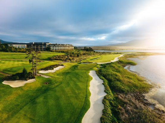 The Arabella Hotel Golf & Spa Resort in the Overberg area of the Cape Winelands, owned and operated by Tsogo Sun Hotels. Image: Supplied