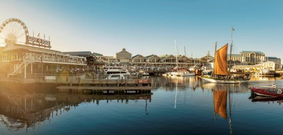 The V&A Waterfront, which is jointly owned by Growthpoint Properties and the Public Investment Corporation. Image: Supplied.