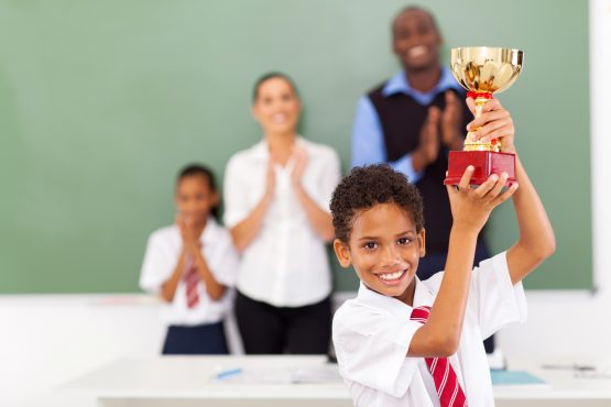 Schools believe that rewards recognise the pupils' hard work and academic achievements. Image: Getty Images