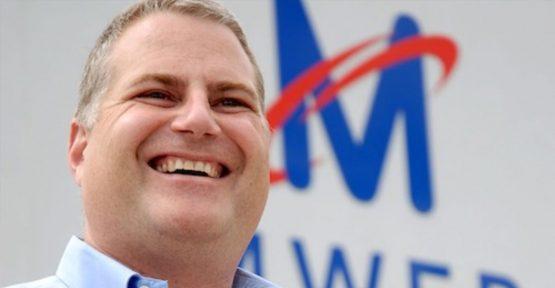 Rudi Jansen, photographed when he was Mweb CEO. Image: Tech Central