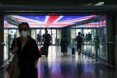 UK pares red list to seven countries
