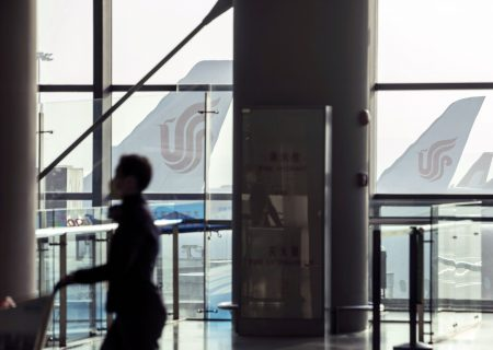 China orders five airlines to halt some flights
