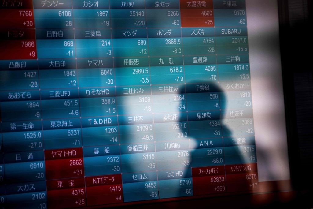 Stocks, US futures fall as inflation fears mount: markets wrap