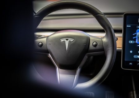 Tesla outranks Apple in most searched-for stocks in 2021