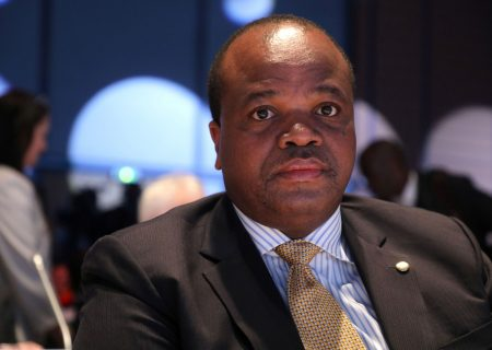Southern African bloc says Eswatini king open to dialogue after protests