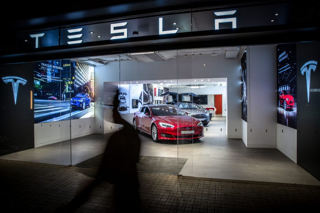 Trillion dollar Tesla all about the tech