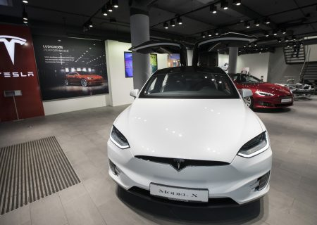Tesla is the first junk-rated company to get a $1trn valuation