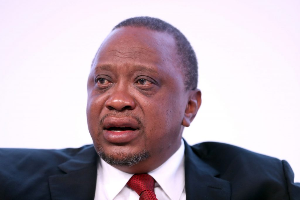 Climate change may cut Africa GDP 30% by 2050, Kenyatta says