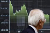 US futures steady, Asia stocks drop; yields rise: markets wrap