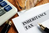 What are the tax implications of our mom giving us our inheritance out of the sale of her property?